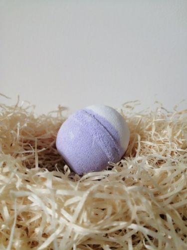 Paco Rabanne Ultra Violet inspired bathbomb